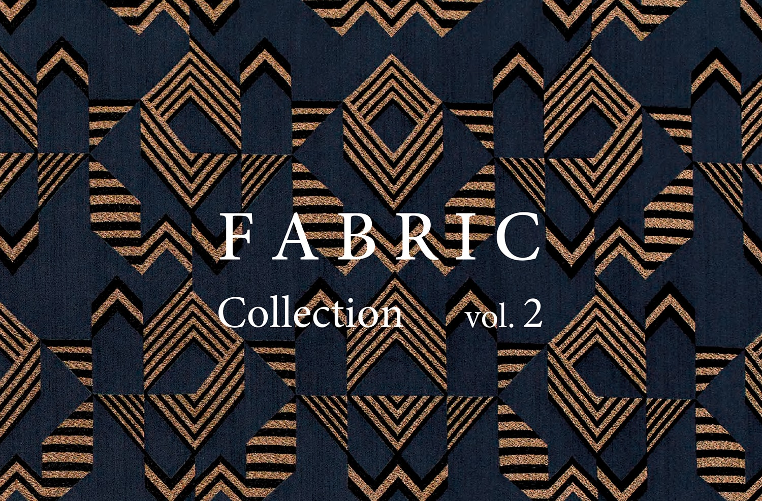 Fabric Collection vol.2 カタログ